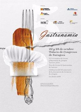 El Palacio de Congresos acogerá este Certamen Nacional de Gastronomía