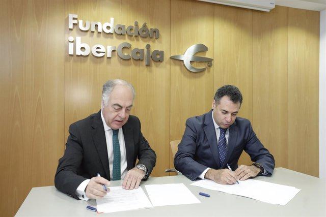 Fundación Ibercaja apoya al Clúster de Automoción en la Fábrica de Aprendizaje