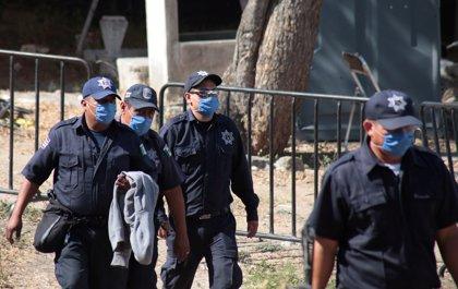 Encuentran al menos 10 cuerpos en una fosa clandestina en Guadalajara