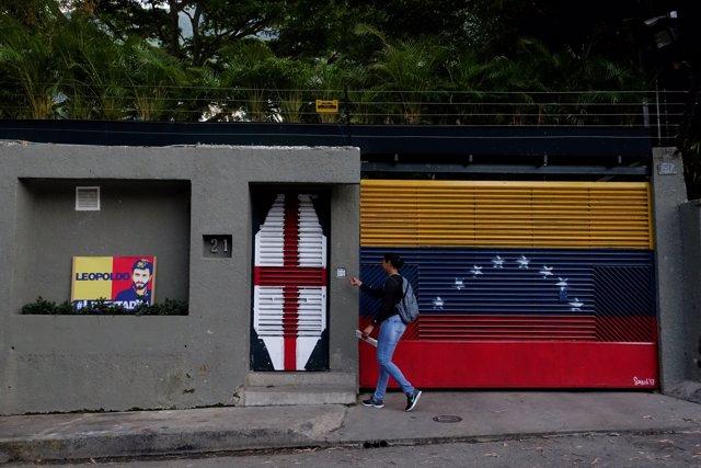 Vivienda de Leopoldo López en Caracas