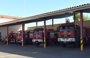 Un herido y 30 desalojados por el incendio de un coche en un garaje de Lucena (Córdoba)