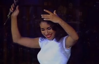 Selena Quintanilla, la joven 'reina del Tex-Mex' que vivirá siempre en la cumbre del éxito