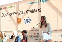 SUSANA DIAZ GARANTIZA QUE NUNCA UTILIZARA EL VOTO LIBRE DE LOS ANDALUCES PARA BLOQUEAR LAS INSTITUCIONES