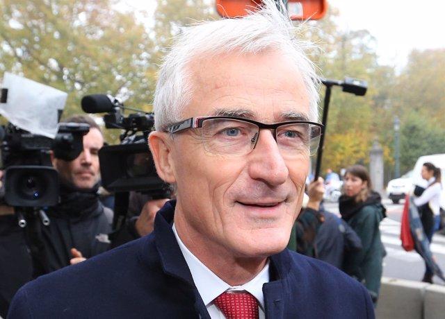 El ministro-presidente de Flandes, Geert Bourgeois