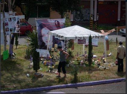 Los feminicidios no cesan en Ecatepec, México