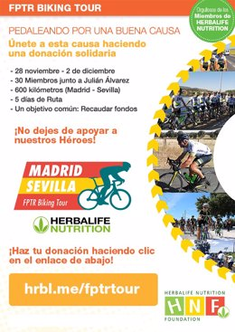 Carrera solidaria Herbalife Nutrition