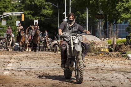 The Walking Dead: El inicio del episodio 9x03 resuelve uno de sus grandes misterios (VÍDEO)