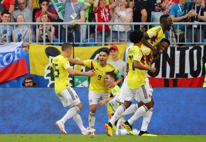 Colombia vence 3-1 a la Costa Rica de Keylor Navas con un gol de Carlos Bacca