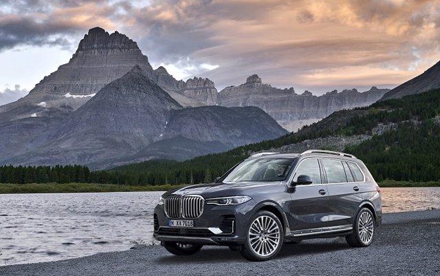 BMW desvela el X7, que llegará al mercado en marzo de 2019