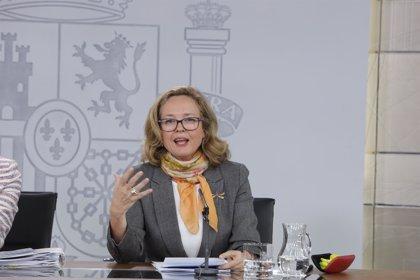 """Calviño defiende que el plan presupuestario es """"realista"""" y que """"con la credibilidad de España no se juega"""""""