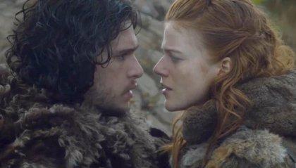 Kit Harington (Jon Snow) no revela el final de Juego de tronos ni a su mujer Rose Leslie (Ygritte)