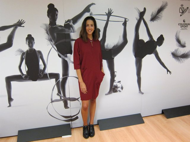 La nueva seleccionadora nacional de gimnasia rítmica, Alejandra Quereda