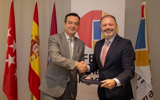 Ifema.- Iberia e Ifema renuevan su acuerdo que incluye descuentos en vuelos para los asistentes a ferias