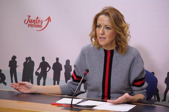 Cristina Maestre, PSOE