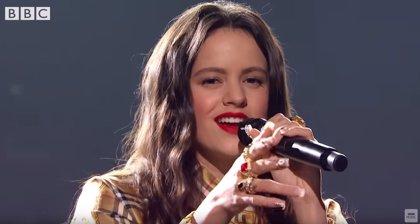 Rosalía canta Malamente en el programa de Jools Holland en la BBC