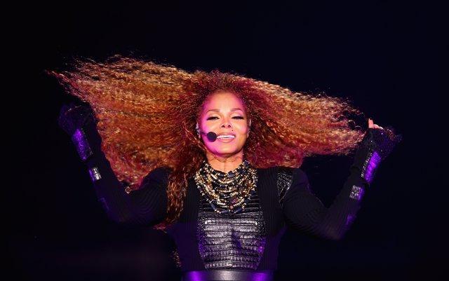 Janet Jackson, Premio Icono Global en los MTV EMAs Bilbao 2018