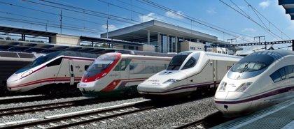 Renfe subasta locomotoras y vagones de mercancías por un precio mínimo de 17,5 millones
