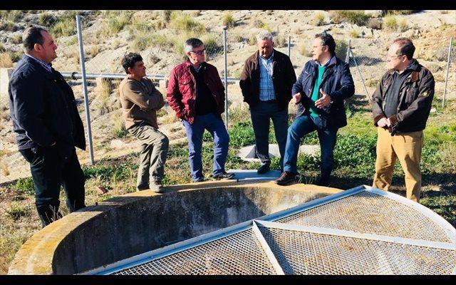 CHS comunica la paralización de las obras de los pozos de sequía de Hellín