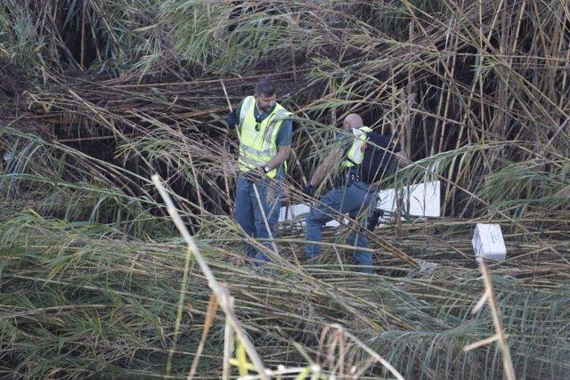 El cuerpo del menor desaparecido se ha encontrado en un punto aún no revisado en los márgenes del torrente