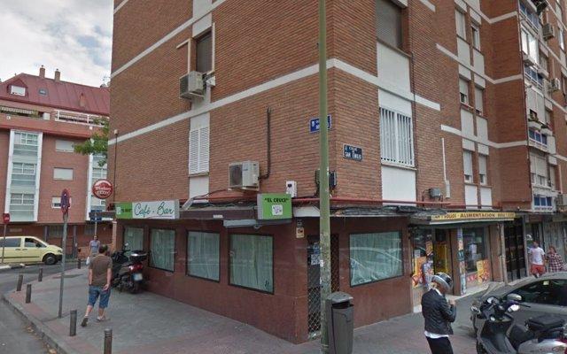 La 'banda del BMW' vuelve a actuar asaltando dos bares del este de Madrid e intentándolo en otro del norte