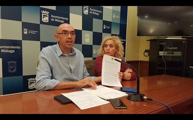 Málaga para la Gente propone al Ayuntamiento crear un plan de empleo con una dotación mínima de cinco millones