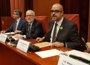 Conseller Interior: los Mossos se replegaron en el Parlament para