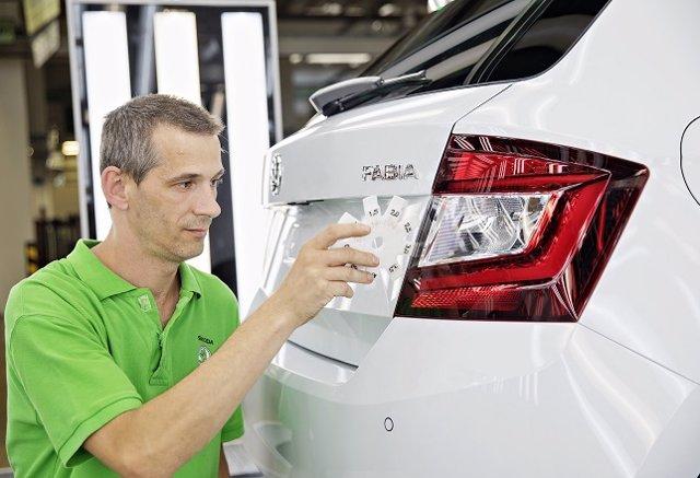 Skoda alcanza el millón de vehículos producidos por quinto año consecutivo
