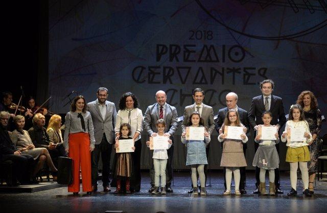 Premio Cervantes Chico, Mónica Rodríguez Suárez