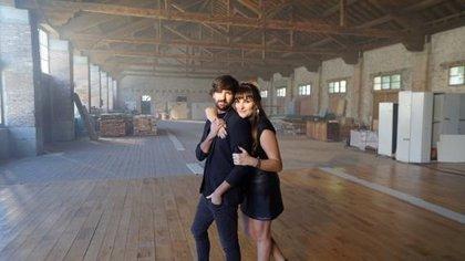 David Otero y Rozalén estrenan el videoclip de su contagiosa colaboración: Baile