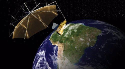 Misión Biomass de la ESA