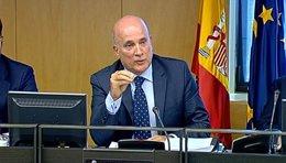Exresponsable de seguridad de circulación de Adif Andrés Cortabitarte