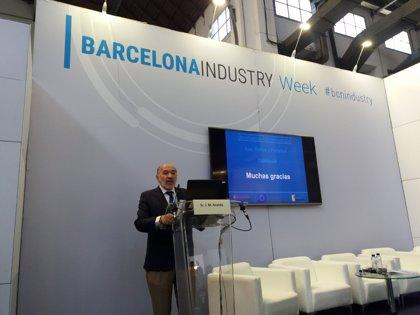 Calatayud presenta su incubadora de alta tecnología en la Barcelona Industry Week