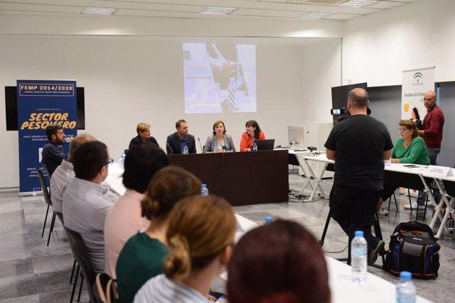 Jornada Mujeres Emprendedoras del Sector Pesquero en Granada