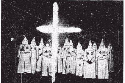 El exlíder del Ku Klux Klan elogia a Jair Bolsonaro