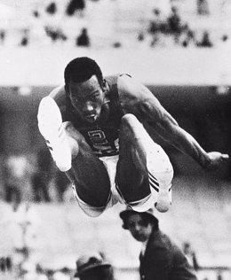 El salto de Bob Beamon en 1968
