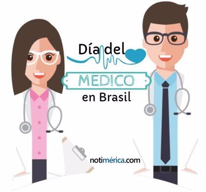18 de octubre: Día del Médico en Brasil, ¿por qué se celebra en esta fecha?