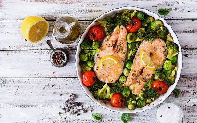 Los ácidos grasos omega 3 presentes en los mariscos, vinculados a un envejecimiento saludable