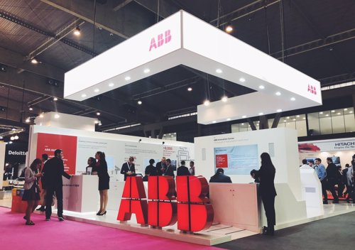 Estand ABB IoT World Congress