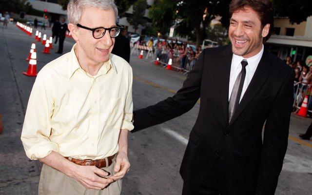 Javier Bardem sigue apoyando a Woody Allen: 'Volvería a trabajar con él mañana'