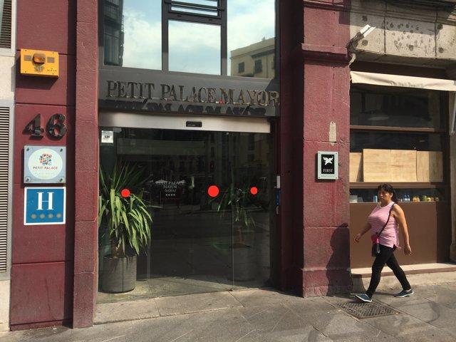 Fotos de recurso de hoteles de Madrid