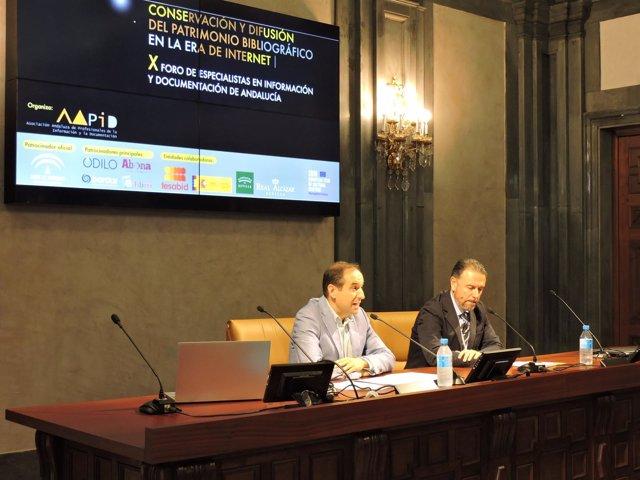 Presentación del X Foro de Especialistas de la Información y Documentación