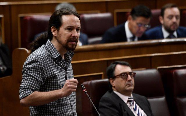 Iglesias i Junqueras podran reunir-se sense vidre i sense límit temporal