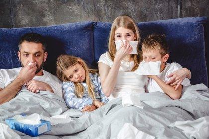 """La gripe """"volverá con fuerza por Navidad"""""""