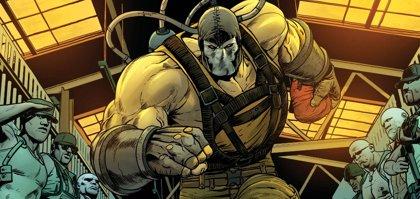 ¿Primera imagen de Bane en Gotham?
