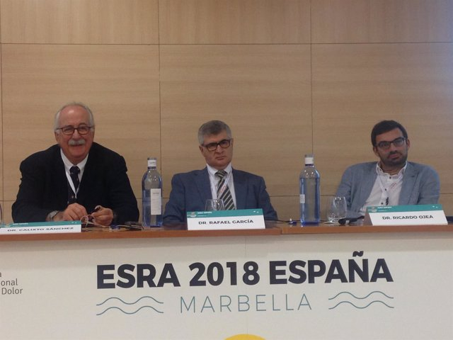 Mesa de ESRA 2018 España