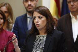 EL PSOE SE DESVINCULA DE LA VISITA DE IGLESIAS A JUNQUERAS EN PRISION Y NEGOCIARA CON LOS DIPUTADOS DE ERC