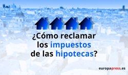 GUIA PARA RECLAMAR LOS IMPUESTOS DE LAS HIPOTECAS