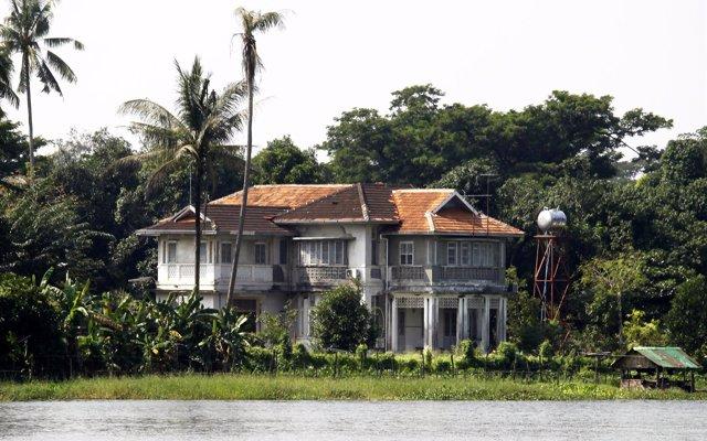 El hermano de Suu Kyi quiere vender la casa donde la premio Nobel de la Paz permaneció 15 años recluida