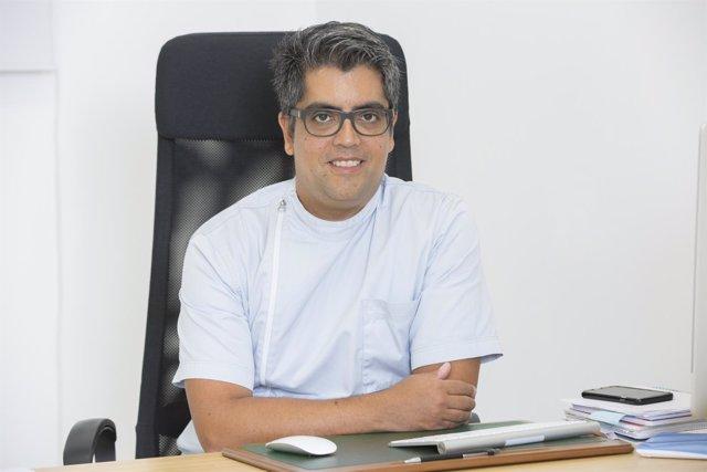 Francisco Ramírez, urólogo, médico