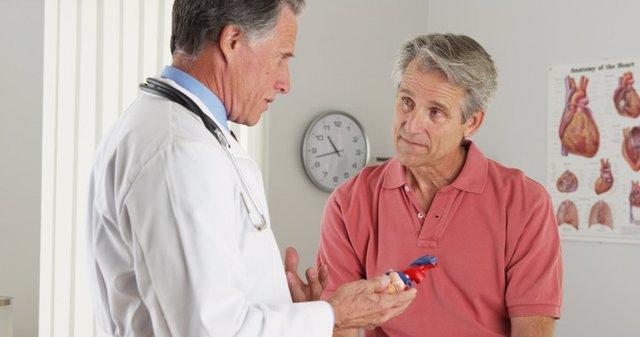 Consulta con el médico